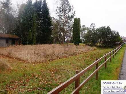 **Leben, wo andere Urlaub machen** - ca.1435 m² Grundstück für Ihren Traum vom Haus –