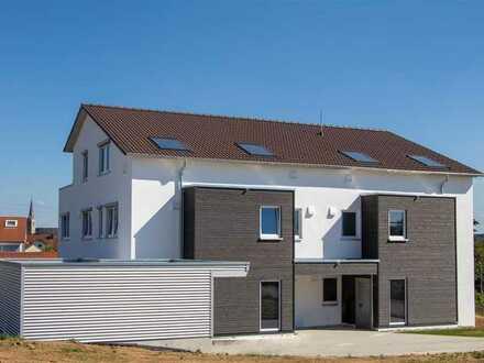 Das Haus im Haus! Anspruchsvolles Wohnen in 157 m² großer ETW in KFW-Effizienzhaus 40 Plus