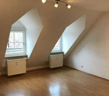 Zentrale, geräumige 1-Zimmer Wohnung in Memmingen, Innenstadt