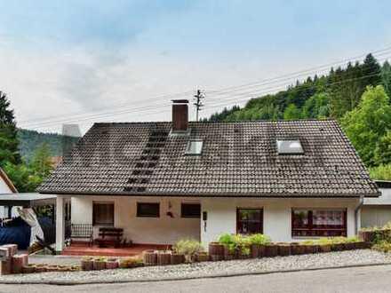 Großes Haus mit 7 Zi. 3 Bädern Sonnenbalkon Garten ELW möglich OT-Eiterbach mit guter ÖPNV Anbindung