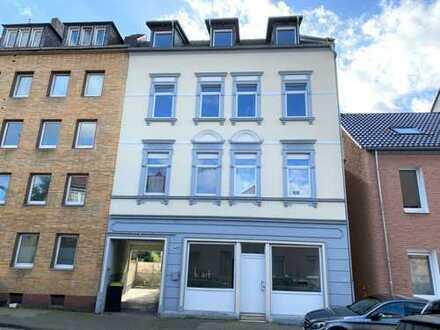 Faktor 13,8 ! * Solides Wohn-/Geschäftshaus in 45468 Mülheim a.d. Ruhr * Top Rendite von ca. 7,2% *