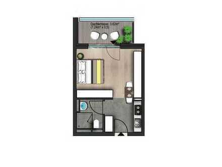 Top Kapitalanlage!! Single Wohnung in Frankfurt Höchst