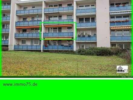 geniale 3 Zimmer Wohnung mit Balkon und Stellplatz