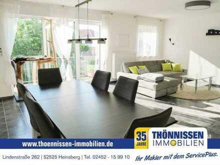 Maisonettewohnung im Herzen von Erkelenz mit Platz für die ganze Familie