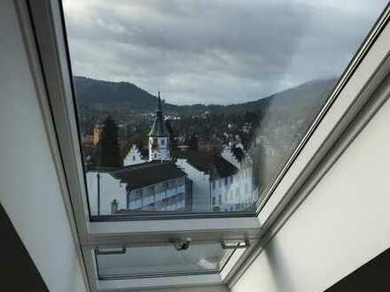 Dachgeschosswohnung als Maisonette