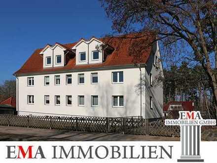 Verkauf einer Drei-Zimmer-Eigentumswohnung mit Pkw-Stellplatz