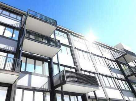 """Hochwertige 2-Zimmer Loftwohnung im Neubau """"Bellevue"""""""