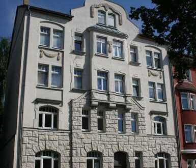 2 Raum-Wohnung mit schöner Wohnküche in Leipzig-Mölkau; im EG/Hochparterre