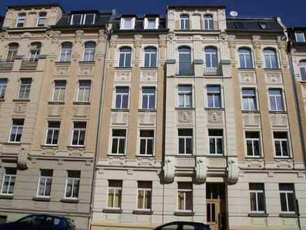 Attraktives Angebot! 3-Zimmer-Wohnung im 1. OG Lange Str. 71 in Plauen (Haselbrunn)