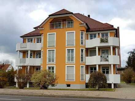 Schöne 4-Zimmer-Dachgeschosswohnung in zentraler Lage in Dillingen a.d. Donau