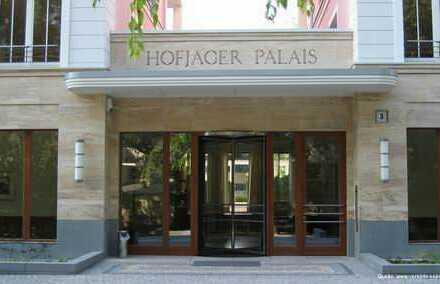 Attraktive Wohnung im Hofjäger Palais in Berlin-Tiergarten
