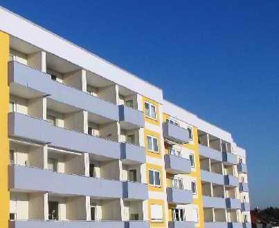 Gepflegte 2-Zimmer-DG-Wohnung mit Balkon, EBK und Pfälzer-Wald-Blick