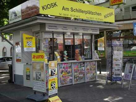 Kiosk in Top Lage von Mainz-Gonsenheim