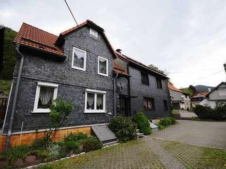 Einfamilienhaus in Waldnähe!