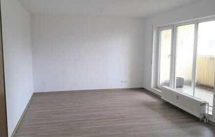 Erstbezug nach Sanierung: freundliche 2-Zimmer-Wohnung mit Balkon auf der Mathildenhöhe in Darmstadt
