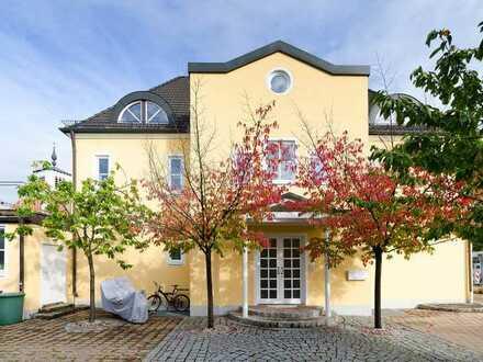gemütliche 1-Zimmerwohnung mit zusätzlicher Galerie in Unterschleißheim