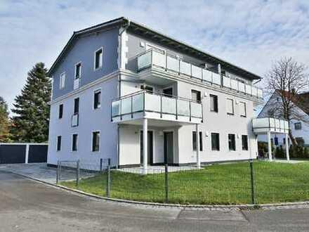Erstbezug! Große 3-ZKB Gartenwohnung in Fischach