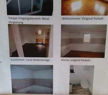Charmante 5,5 Zimmer Etagen Wohnung bzw.Doppelhaushälfte