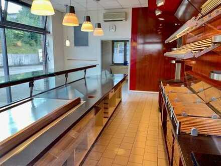Attraktive Gastrofläche/ inkl. Einbauten - an Nettomarkt angeschlossen