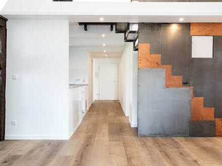 Kernsanierte Maisonette Wohnung im Herzen Braunschweigs