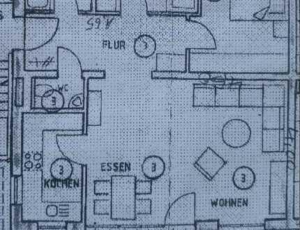 Schöne 3-Zimmerwohnung in Blaustein/Pfaffenhau (Eselsberg/Uninähe)