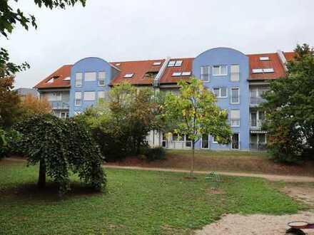 Gute Kapitalanlage: Gepflegte 1,5-Zimmer-Maisonette-Wohnung mit guter Rendite