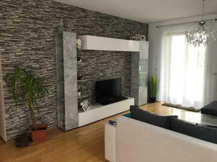 Hochwertige 3-Zimmer-Wohnung mit Garten am Schlossberg in Erbach