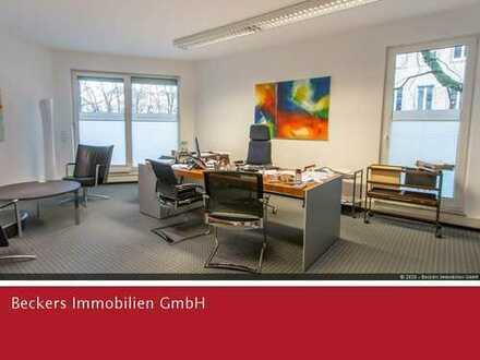 Attraktive Büroetage mit 6 Räumen nähe OLG