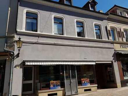 Wohn- und Gewerbeimmobilie in bester Innenstadtlage von Neustadt
