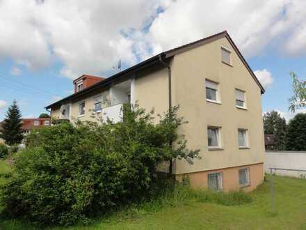 3 Zimmer-Eigentumswohnung in Ellwangen/Jagst