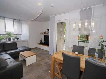 Klein aber fein: Moderne Wohnung mit Garten auf der Heimaterde!