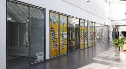 Attraktive Einzelhandelsfläche im Einkaufszentrum