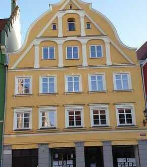 Die beste Lage für Einzelhandel oder Gastronomie am Marktplatz in Memmingen