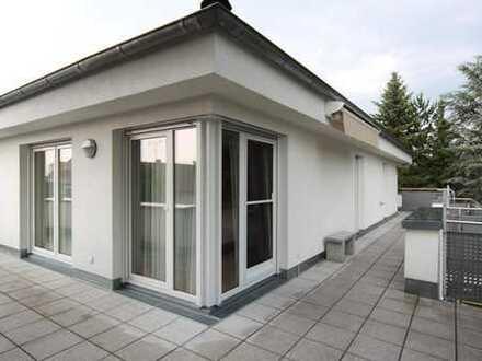 Exklusives 3-Zimmer-Penthouse mit Terrasse