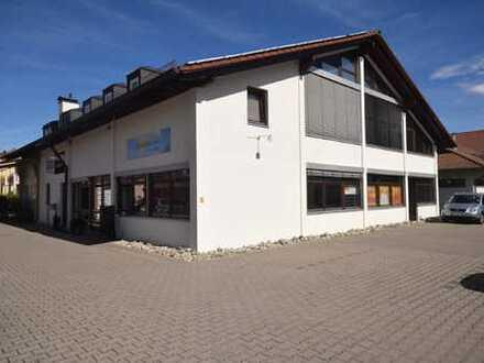 Ravensburg-Oberzell Multifunktionales Gewerbeobjekt mit bester Verkehrsanbindung