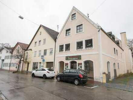 2-Zimmer Eigentumswohnung in der Schongauer Altstadt