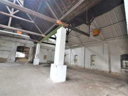 IMWRC –RESERVIERT! Ehemalige Oberbarmer Fabrik bietet auf ca. 4000 m² Platz für Neugestaltung!