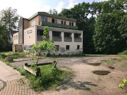 Gebäude mit 24 Appartements