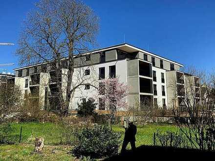 Neubau Erstbezug! Moderne 3-Zimmer-Wohnung mit Loggia und Stellplatz - Coburg