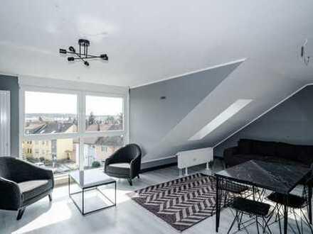 Schnuckelige Dachgeschosswohnung in begehrter Lage!