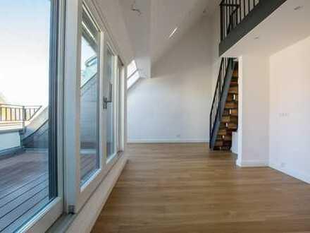 **Erstbezug nach exklusivem Dachgeschossausbau**