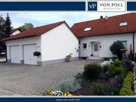 Gepflegte Doppelhaushälfte zu verkaufen