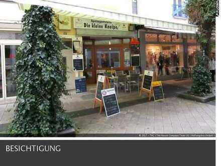 Gemütliche Speisegaststätte in 1 A Lage - Fußgängerzone