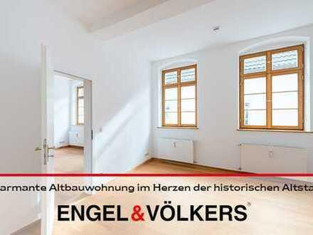 Charmante Altbauwohnung im Herzen der historischen Altstadt!