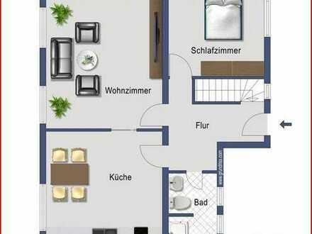 LBS Alzey, Zentral / Stadtmitte - 2 Zimmer-Wohnung