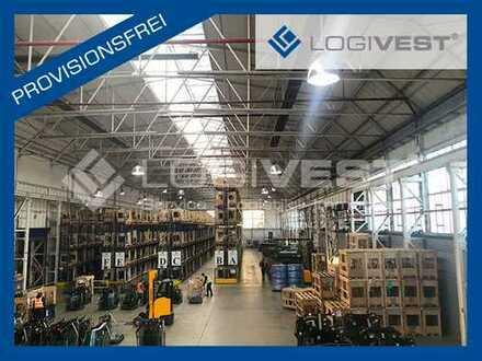 Großzügige Logistikhallen direkt an der A 40 und A 43 /2.000 - 25.000 m²