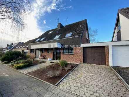 Modernisierte Doppelhaushälfte mit Garten und Garage in bevorzugter Lage