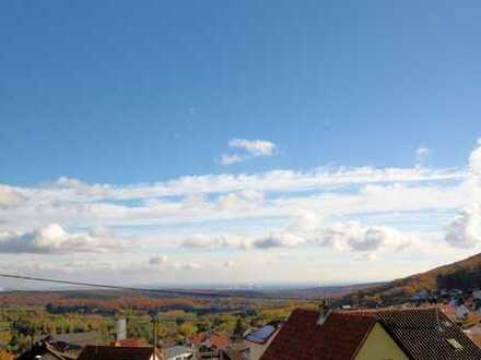 Kelkheim: nice house with floorheating and spectacular view