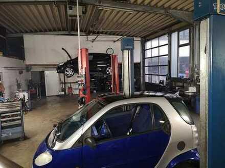 Produktionshalle/Fahrzeugaufbereitung etc.
