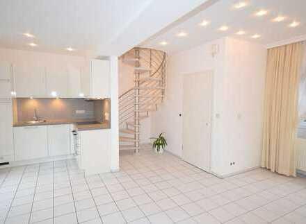 Kirchrode: Charmante 3-Zimmer-Maisonettewohnung